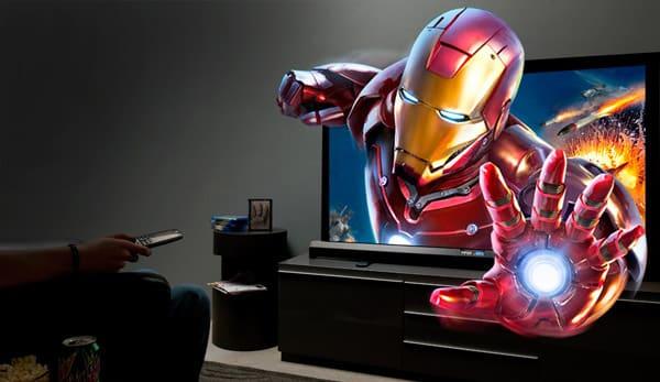 Набор для просмотра фильмов в 3D