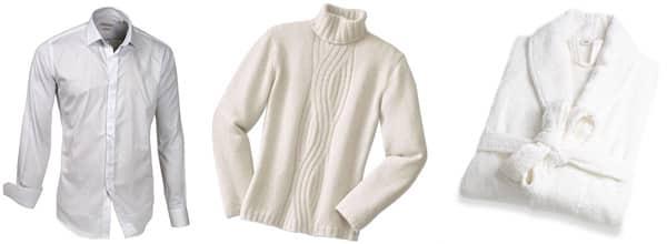 Варианты мужской одежды в качестве подарка