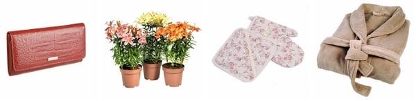Недорогие варианты для Дня матери