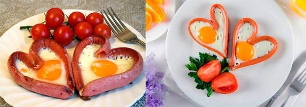 Праздничный завтрак для мамы