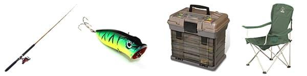 Варианты презентов для любителей рыбалки