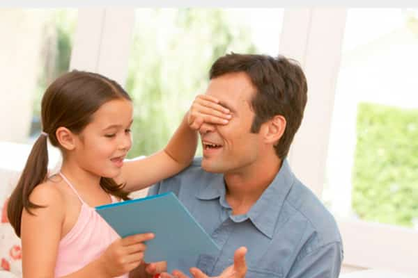 Что подарить папе на день рождения от дочки и сына