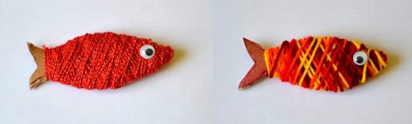 Рыбка-брелок своими руками