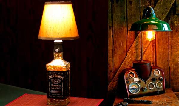 Оригинальные декоративные светильники
