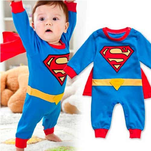 Костюм супергероя