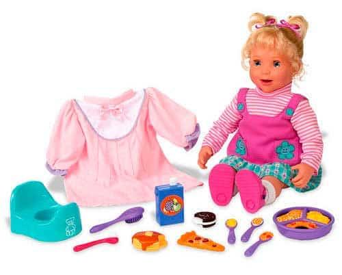 Обучающая кукла