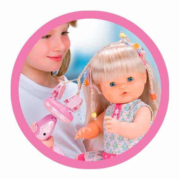Парикмахерская кукла