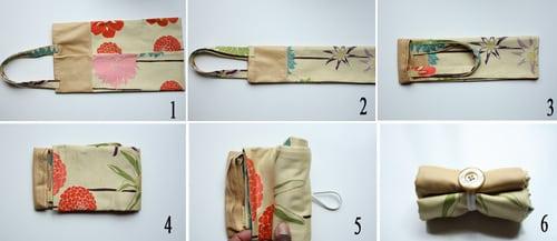 Практичная сумка - этап 4