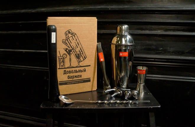 Набор для приготовления коктелей