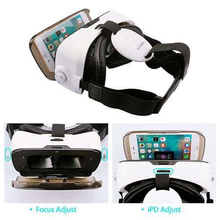 Виртуальные 3D-очки