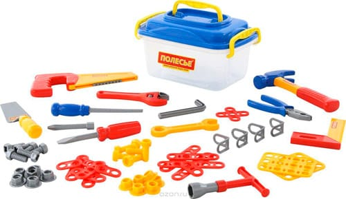 Набор инструментов Полесье