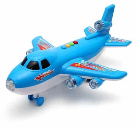 Классный детский самолетик