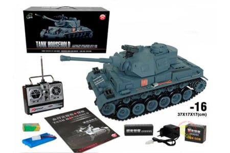 радиоуправляемый танк от фирмы 1toy