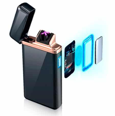 Электроимпульсная USB-зажигалка