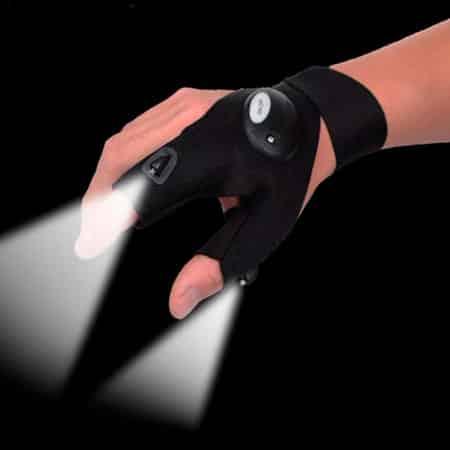 Светодиодная перчатка
