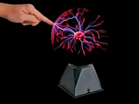 Плазменный шар или ночник Тесла