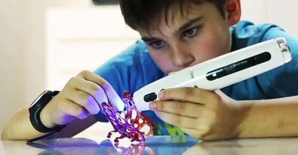 3D-ручка с технологией холодной печати Polyes Q1