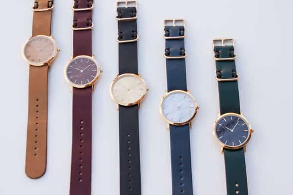 Наручные дизайнерские часы ANALOG WATCH CO