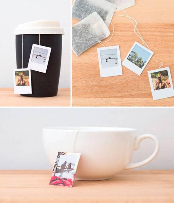 Чайные фото-пакетики