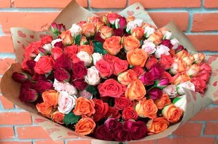 Цветы на выписку из роддома