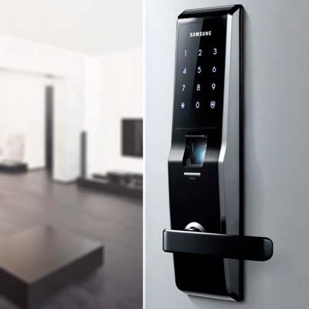 Электронный дверной замок Samsung SHS-H705/5230