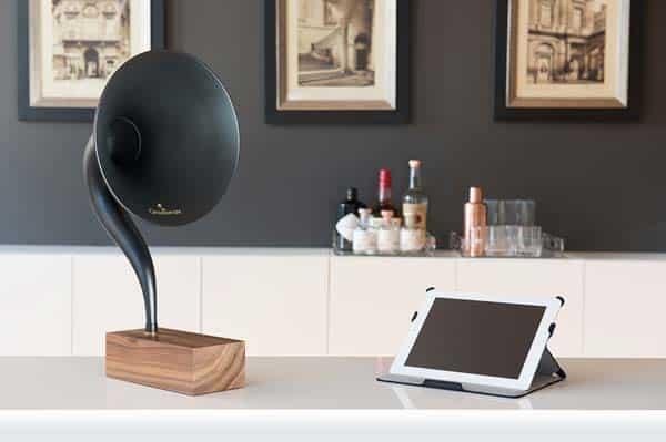 Bluetooth-граммофон Gramovox