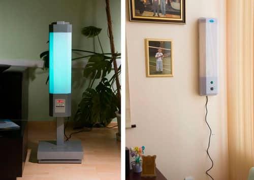 Кварцевая ультрафиолетовая лампа