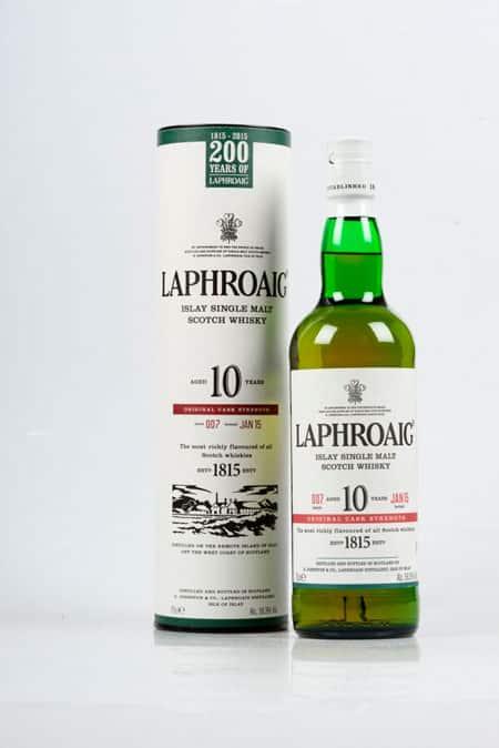 Laphroaig 10 Y.O.