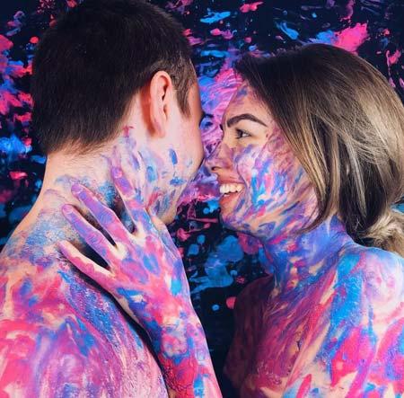 Набор для двоих «Love as Art»