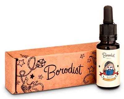Масло для бороды Beard Oil Wizard