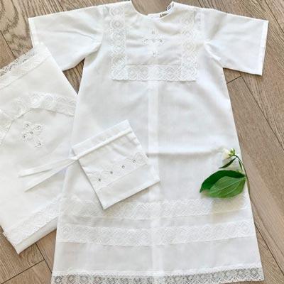 Одежда с православной символикой для ребенка