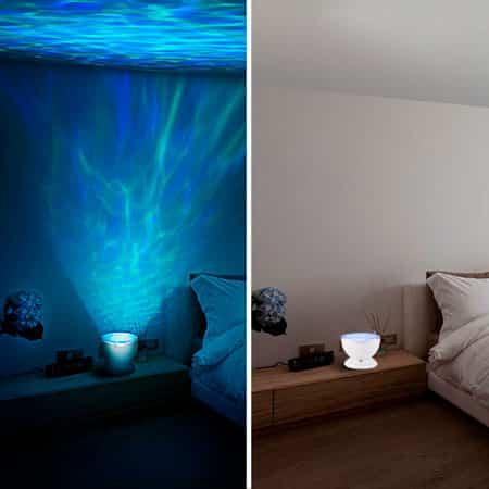 акустический проектор волн океана