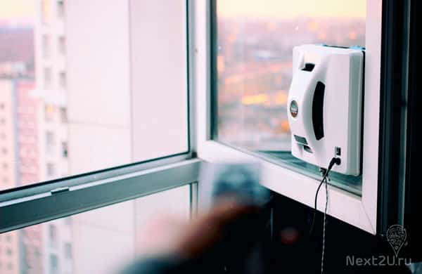 Робот для мойки окон Hobot-268