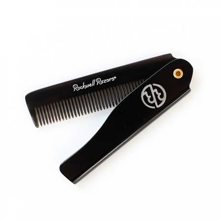 Складная расческа для волос Rockwell