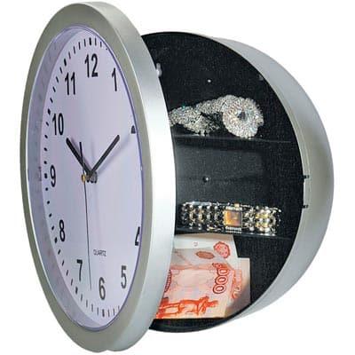 Сейф-часы