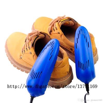 Портативная сушилка для обуви