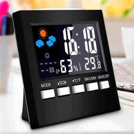 Комнатный термометры