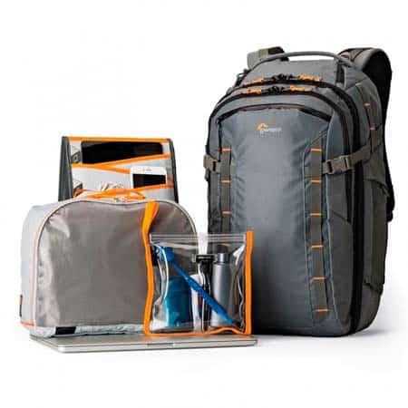 Туристический рюкзак Lowepro HighLine BP 400 AW