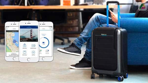 Умный чемодан Bluesmart One