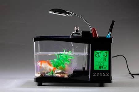 USB аквариум-органайзер