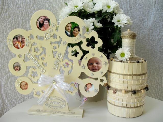 Подарки на годовщину от детей